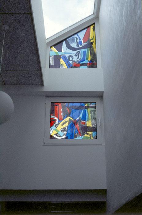 Kunst i termoruder - Holme