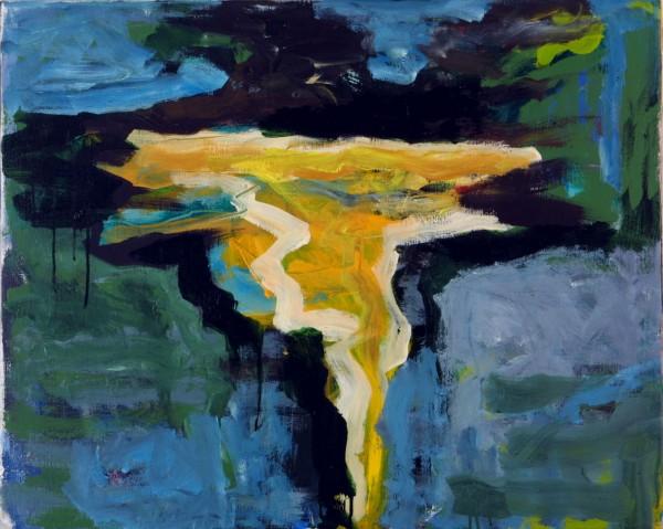 Reflex. Maleri Kunst
