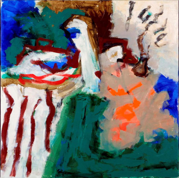 Sentimenter. Maleri kunst