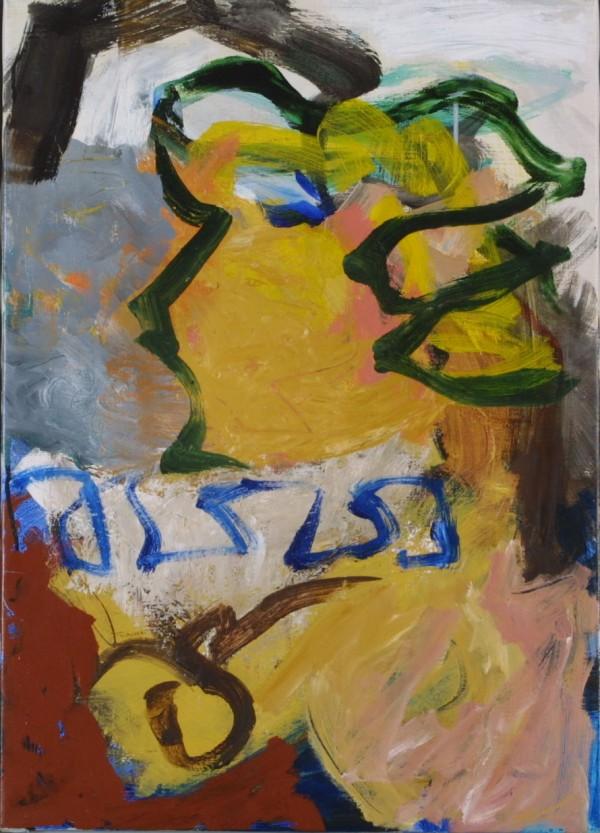 Soliyude. Maleri Kunst